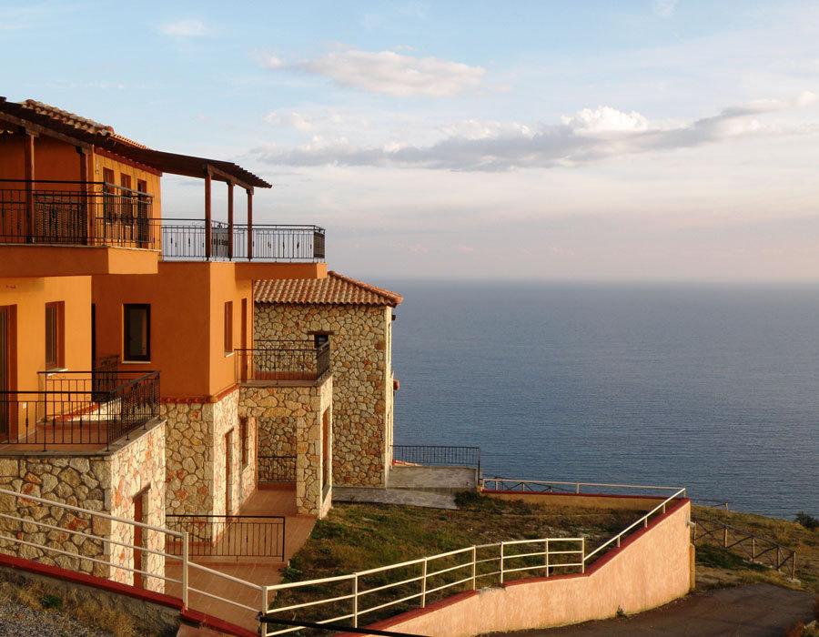 Апартаменты в остров Фракия на берегу моря недорого до 50 000