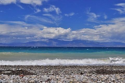 Недвижимость в греции недорого на берегу моря