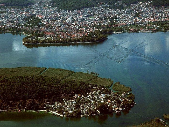 Дешевое недвижимость в остров Янина