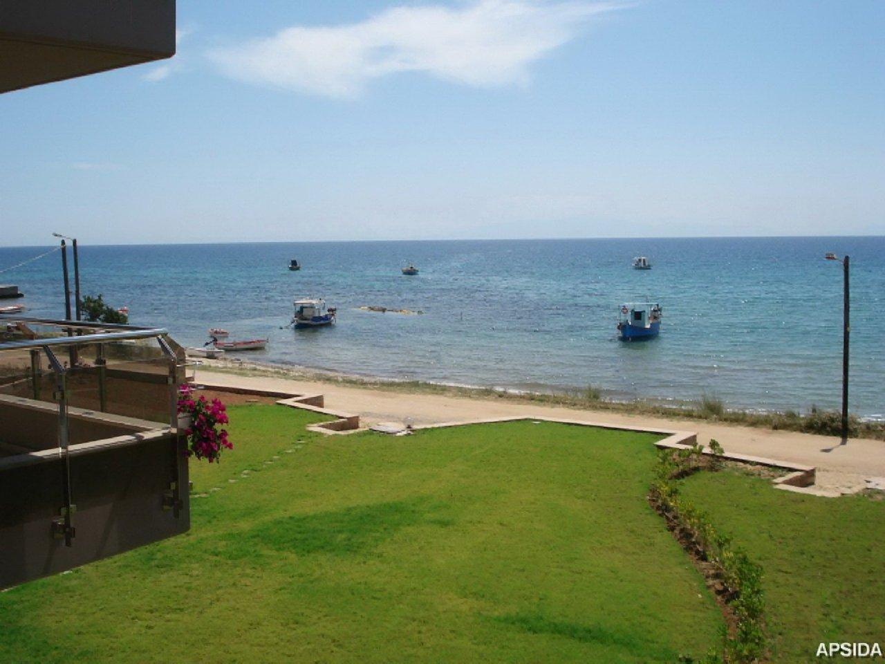 Купить дом в греции на берегу моря