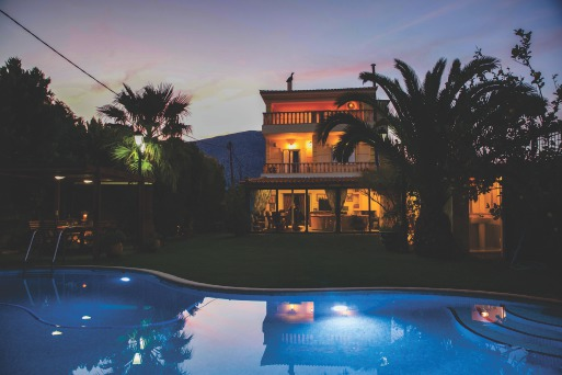 Апартаменты греция никити