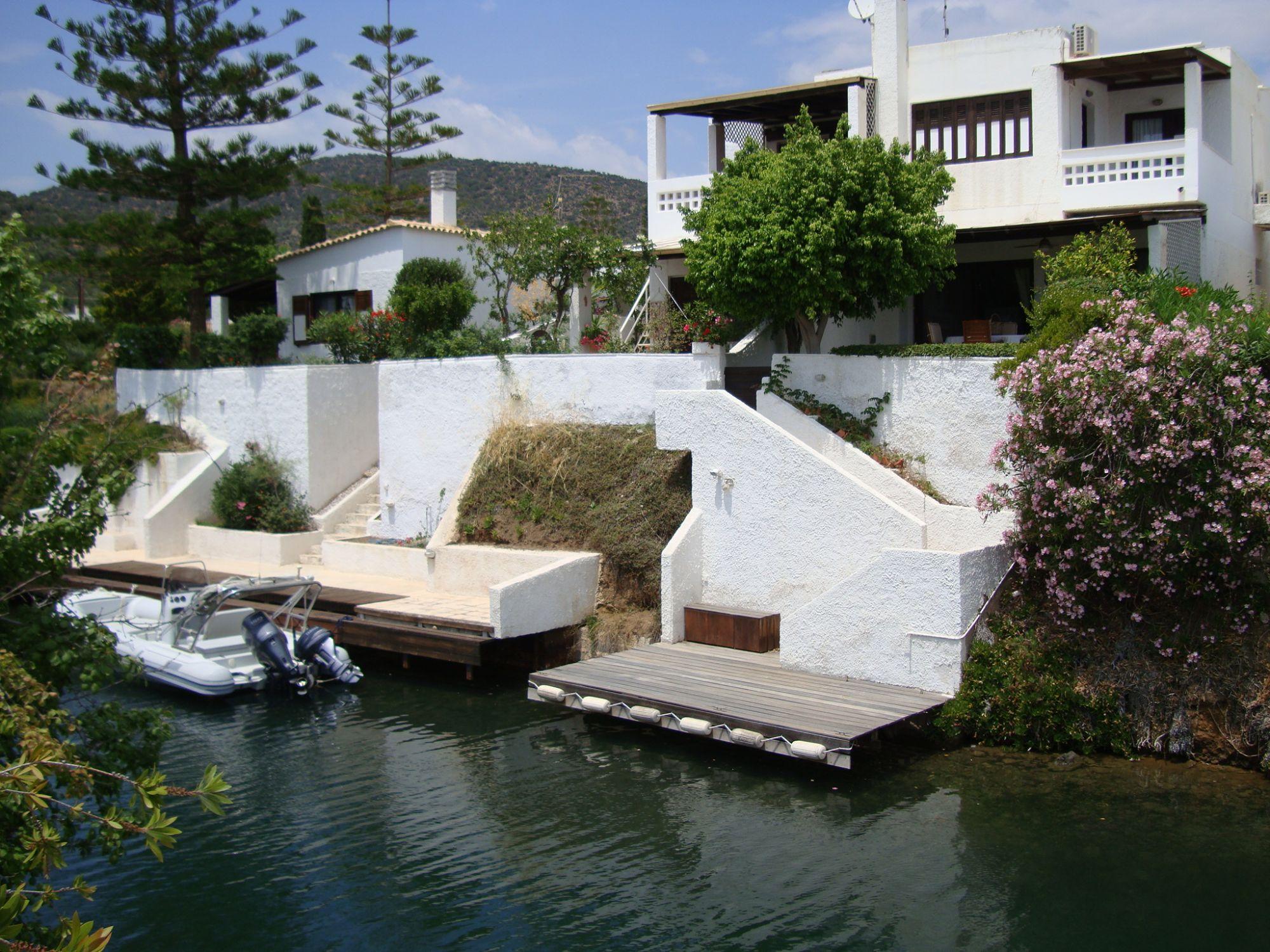 Греция виллы и дома фото