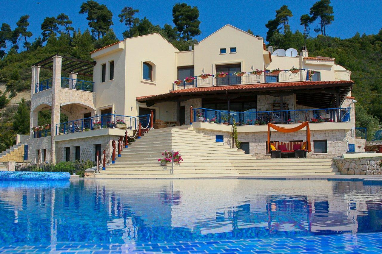 Недвижимость в греции от банка